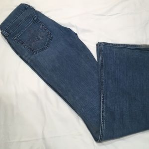Women's 7 Seven For All Mankind Jeans Size 26 Blue